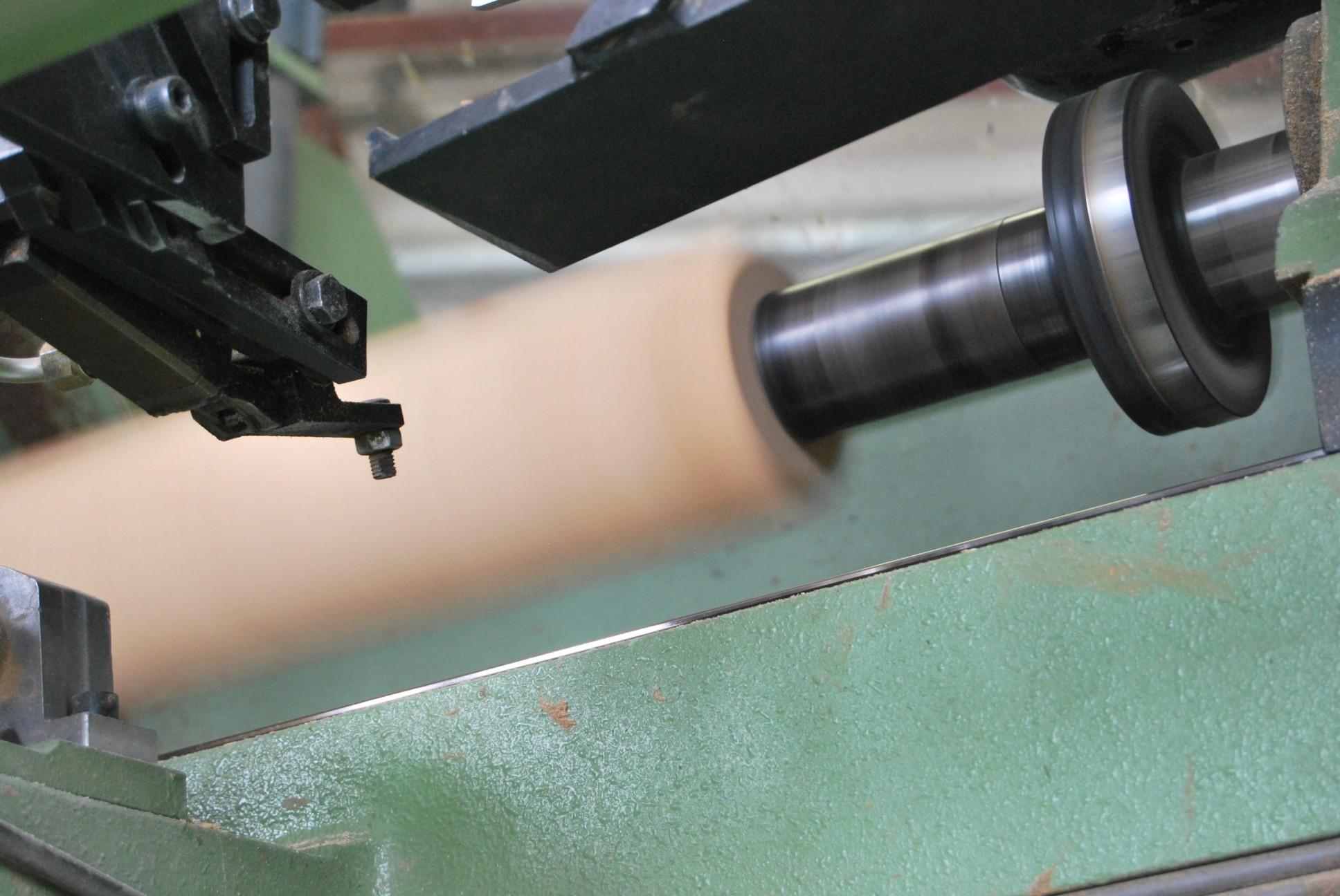 Lavorazione del legno conto terzi - Torneria Todeschini