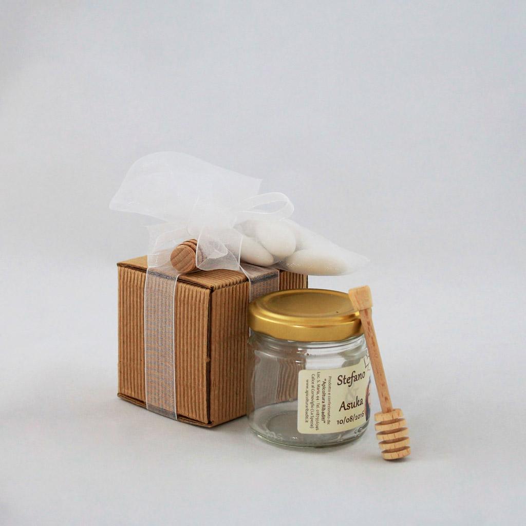 Bomboniere in legno e segnaposti per matrimonio - Torneria Legno Todeschini (Bergamo)
