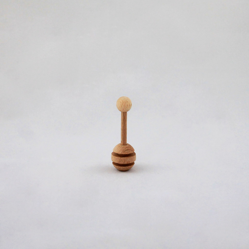 Spargimiele in legno varie 6
