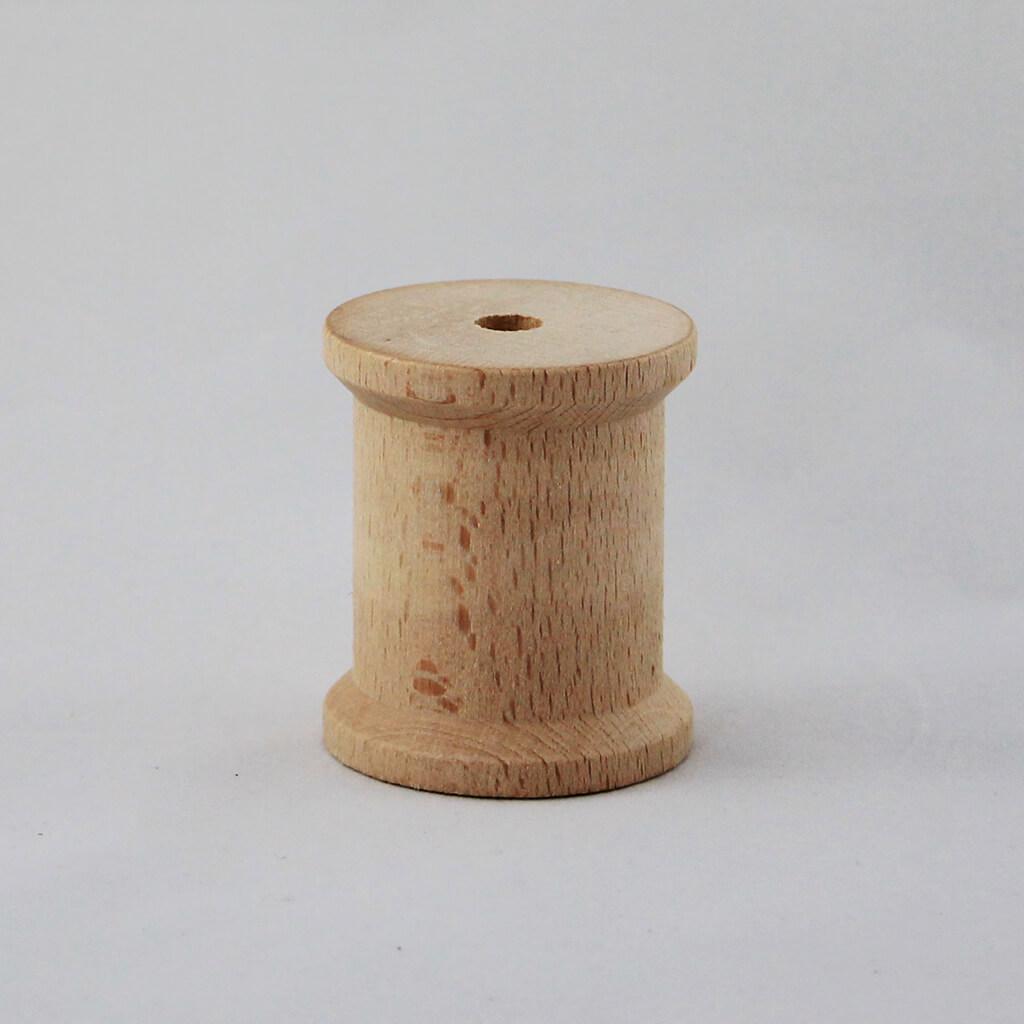 Rocchetti in legno per merceria - Torneria Legno Todeschini (Bergamo)