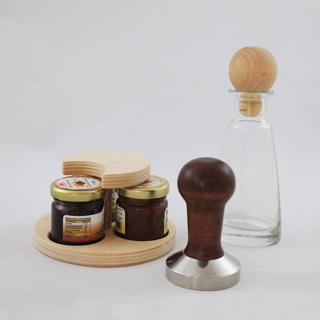 Accessori per gastronomia in legno - Torneria legno Todeschini (Bergamo)