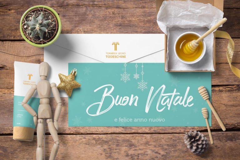 Torneria Legno Todeschini - Natale 2019